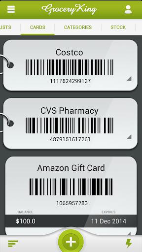 玩購物App|Grocery King Shopping List免費|APP試玩