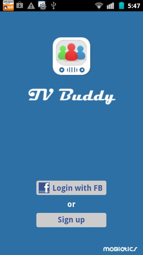 TV Buddy - screenshot