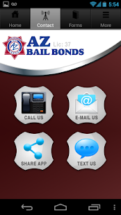 AZ Bail Bonds- screenshot thumbnail