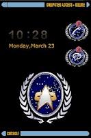 Screenshot of Star Trek Theme (free)