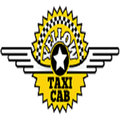 Yellow Taxi Cab Mobile Hail