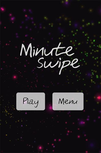 Minute Swipe