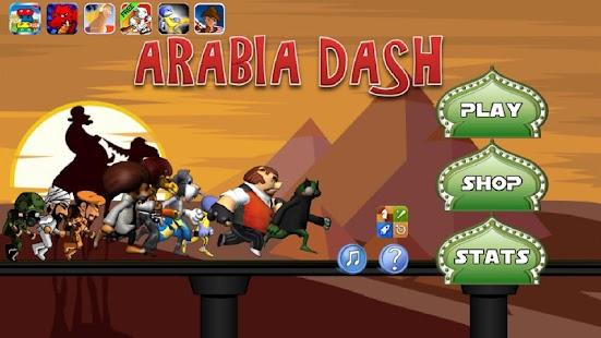 Arabia Dash