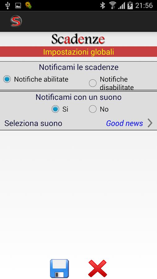 Scadenze android apps on google play - Scadenze di pagamento ...