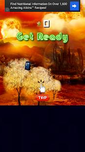 Flappy Tardis 動作 App-癮科技App