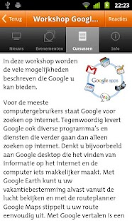 Bibliotheek Amstelland Info- screenshot thumbnail