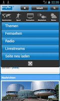 Screenshot of MDR