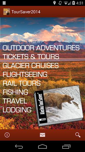 Alaska TourSaver 2014