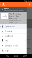 Screenshot of The Great Baby Romp - SF '14