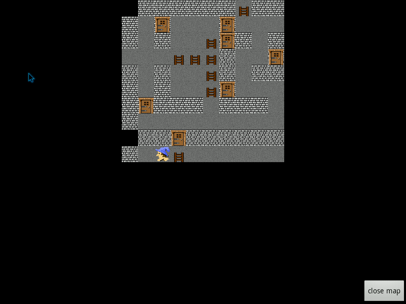 The Wizard's Grave RPG - screenshot