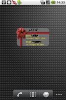 Screenshot of Just Another Birthday Widget