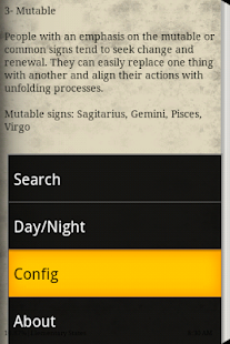Zodiac Signs Book- screenshot thumbnail