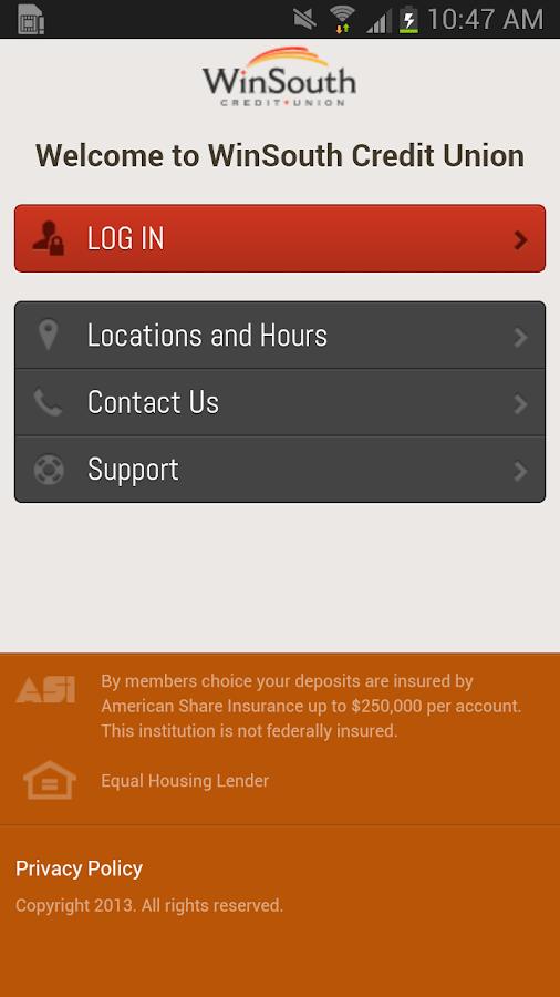 WinSouth CU- screenshot