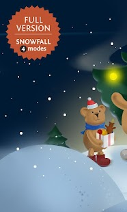 Christmas Bears Free LWP - screenshot thumbnail