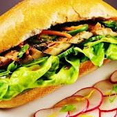 Tasty Sandwiches Wallpaper