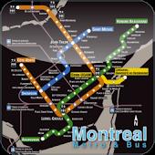 Montreal Metro & Bus