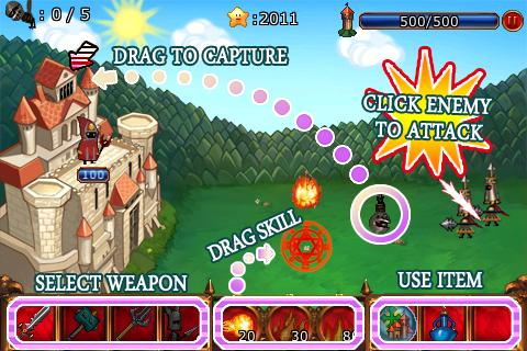 Cartoon Defense 2- screenshot