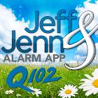 Jeff & Jenn Alarm Clock icon