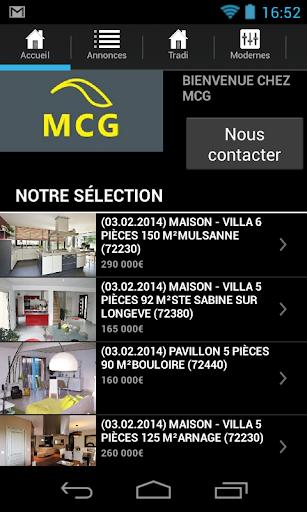 Maisons MCG