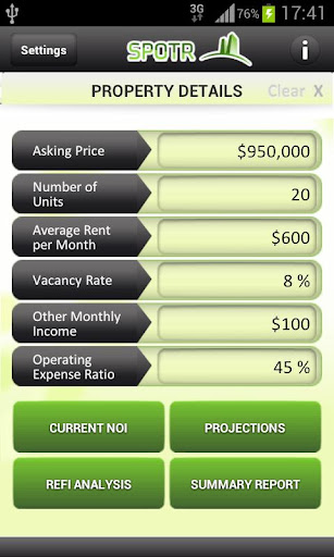 Real-Estate Deal Analyzer Full