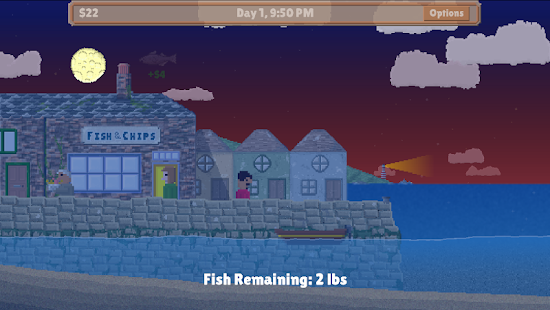 Man Eats Fish Screenshot 5