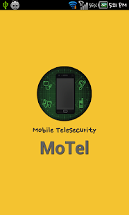 MoTel Pro Anti-wiretapping