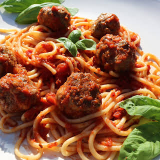 Spaghetti and Meat Balls.