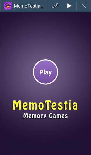 Memotestia Memory Games