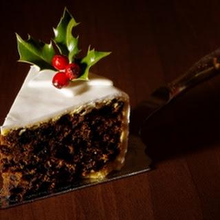 Classic Christmas Cake Recipe