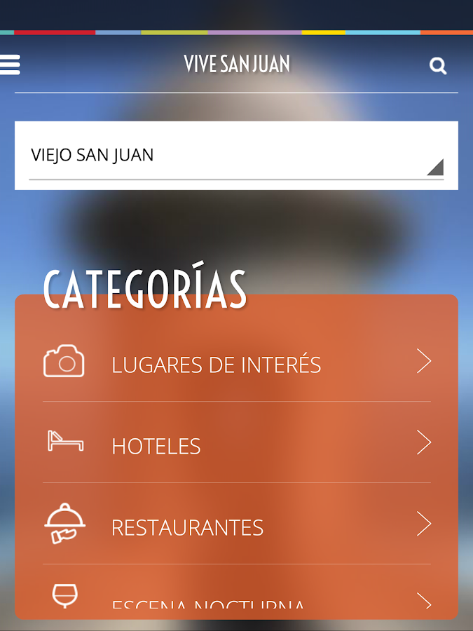 Vive San Juan- screenshot