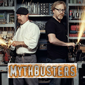 MythBusters Sounboard/Schedule