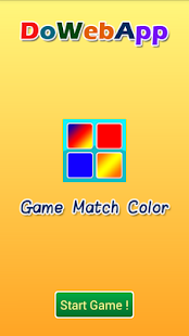 Matching Games : Color Cards- screenshot thumbnail