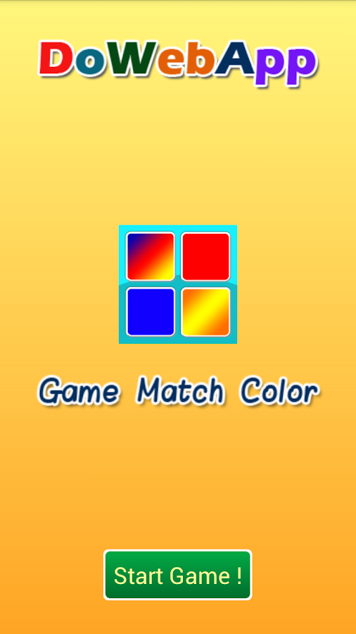 Matching Games : Color Cards- screenshot