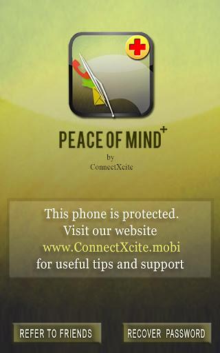 Peace of Mind +