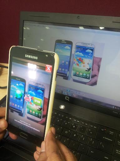 Smartphone AR 1