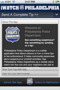 iWatch Philadelphia- screenshot thumbnail