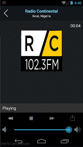 【免費媒體與影片App】Nigeria Radio Station-APP點子