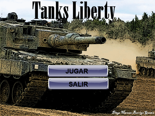 Tanks Liberty
