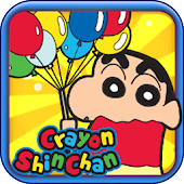 蜡笔小新 泡泡_Crayon Shinchan