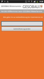Online-Mieterservice – Miniaturansicht des Screenshots