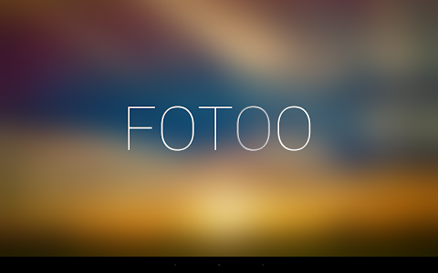 Fotoo - Photo Slideshow Player screenshot 0