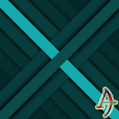 Theme eXPERIAnz Full Teal X