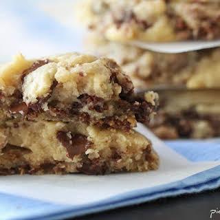 Brownie Chunk and Chocolate Chip Cookies.