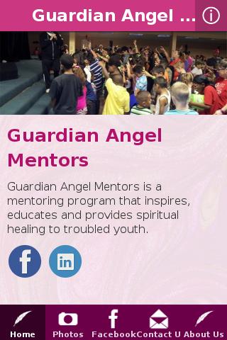 Guardian Angel Mentors