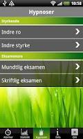 Screenshot of Eksamensro