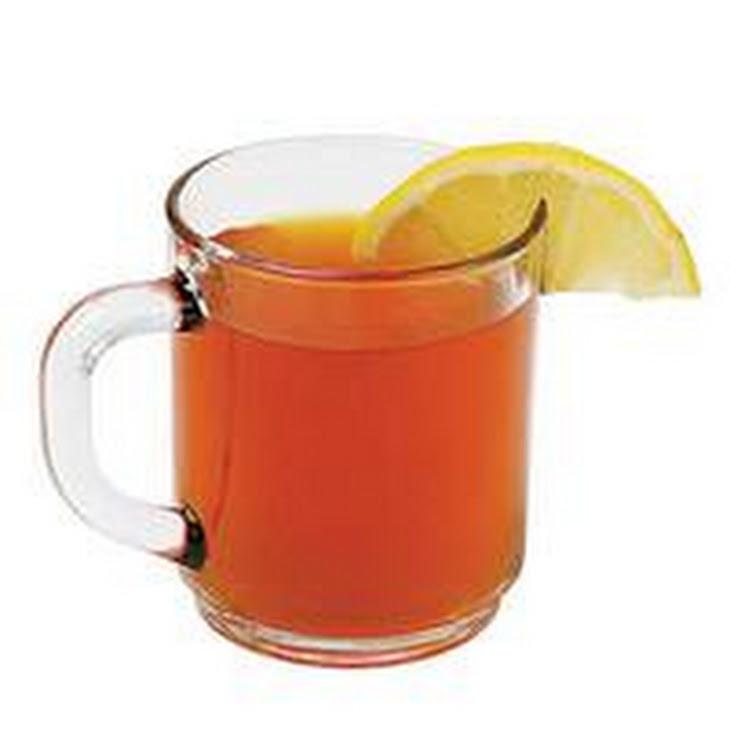 Fran Drescher'S Green Tea Hot Toddy Recipe