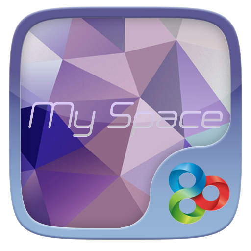My Space GO Launcher Theme