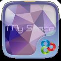 My Space GO Launcher Theme icon