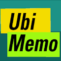 UbiMemo using Sensor icon