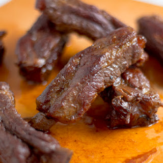 Chinese Braised Sweet and Vinegary Spare Ribs (糖醋排骨)